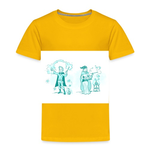 TEST DESIGN - Toddler Premium T-Shirt