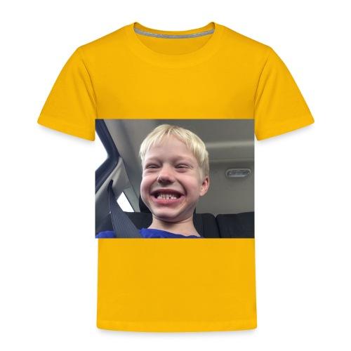 just right🤩 - Toddler Premium T-Shirt