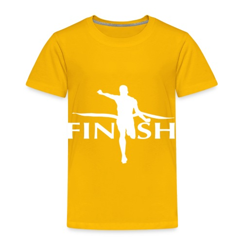AC - Finish - Toddler Premium T-Shirt