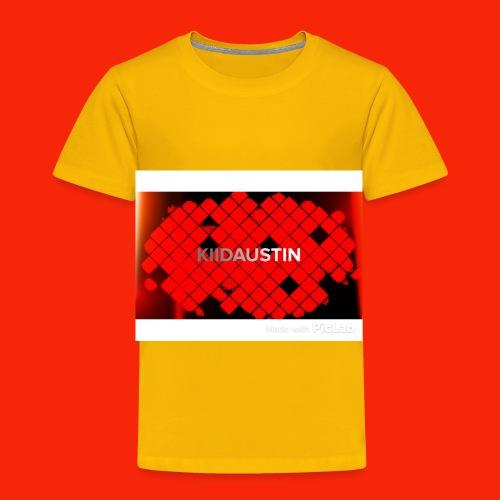 Kiid Austin - Toddler Premium T-Shirt