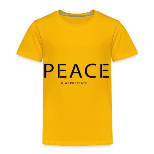 Original Intention - Toddler Premium T-Shirt