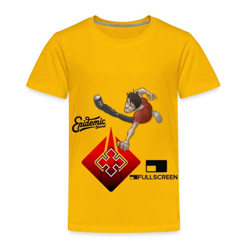 Tshirt By Kantus Salvaje - Toddler Premium T-Shirt