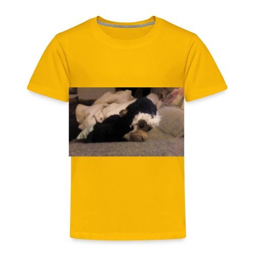 Grandpa Monkey - Toddler Premium T-Shirt