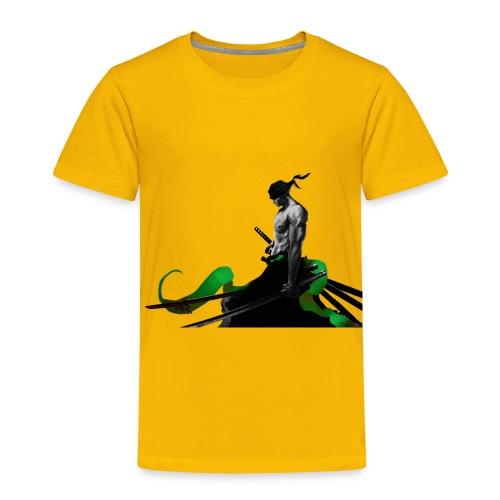 Roronoa Zoro - Toddler Premium T-Shirt