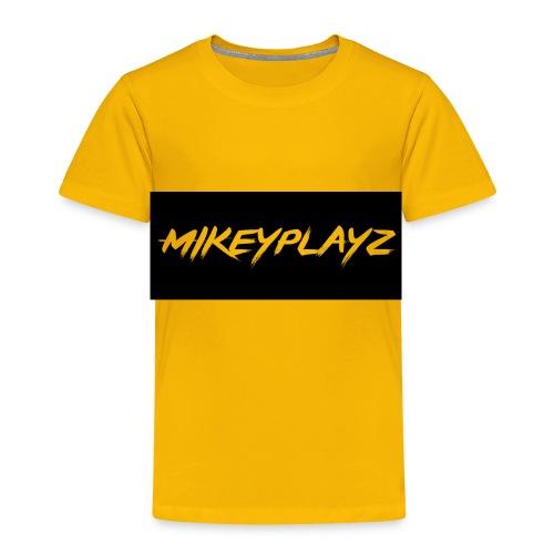 Mikeyplayz - Toddler Premium T-Shirt