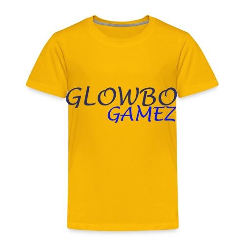GlowBo's : The Fancy Fashion! - Toddler Premium T-Shirt