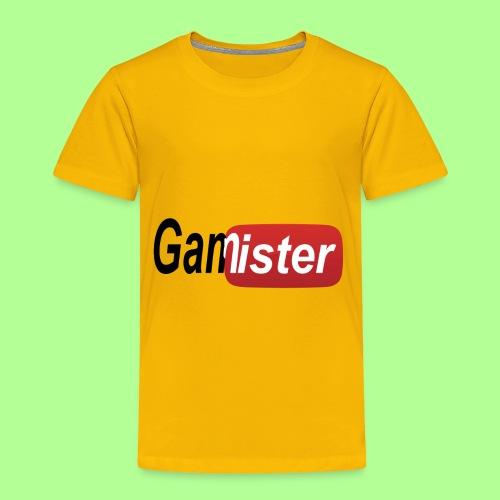 gamister_shirt_design_6 - Toddler Premium T-Shirt