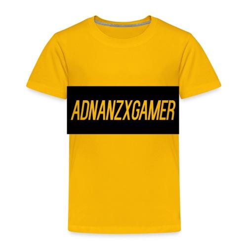 AdnanZXgamer - Toddler Premium T-Shirt