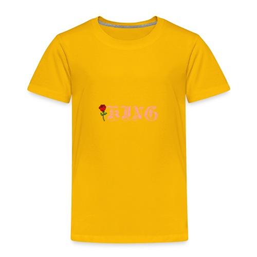 The Royal Rose - Toddler Premium T-Shirt