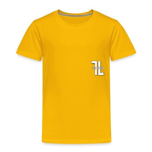 TL Logo - Toddler Premium T-Shirt