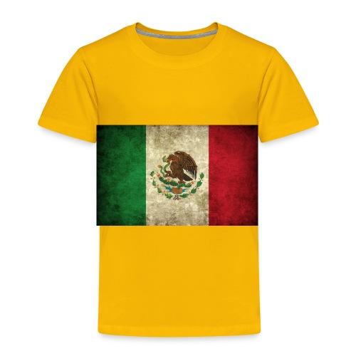 Mexico flag t-shirts etc - Toddler Premium T-Shirt