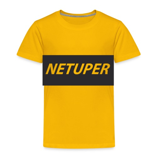 Netuper - Toddler Premium T-Shirt