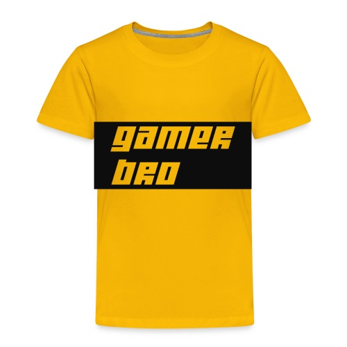 Gamer Bro - Toddler Premium T-Shirt