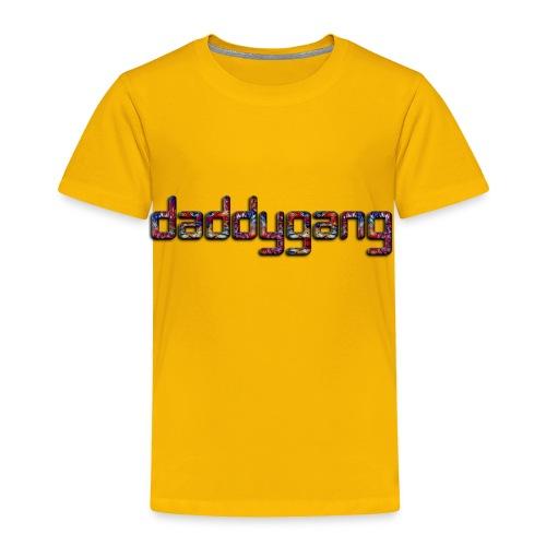 daddygang merchandise - Toddler Premium T-Shirt