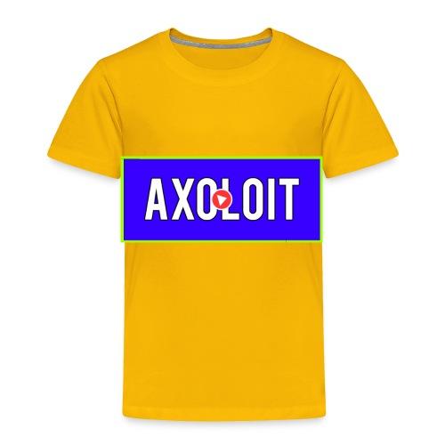 AxolOit - Toddler Premium T-Shirt