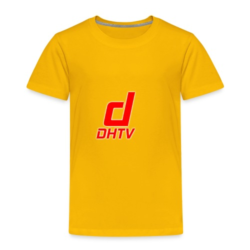 DHTV_Logo_New - Toddler Premium T-Shirt