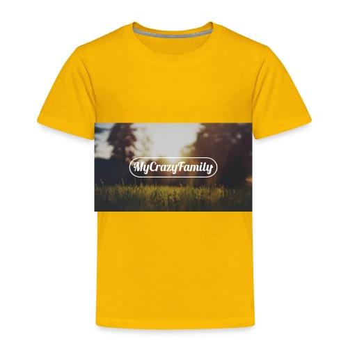 mycrazyfamily2 - Toddler Premium T-Shirt