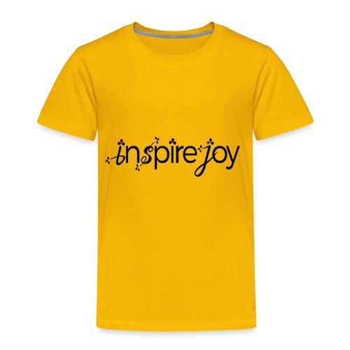 Inspire Joy - Toddler Premium T-Shirt