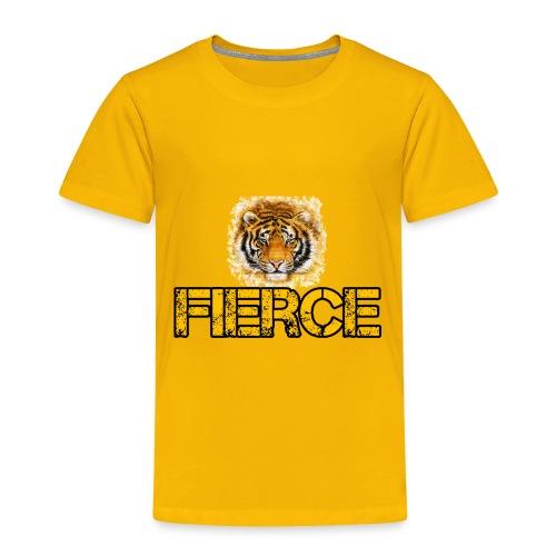 Fierce - Toddler Premium T-Shirt