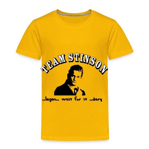3134862_13873489_team_stinson_orig - Toddler Premium T-Shirt