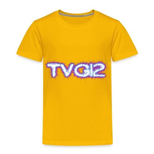 TVG12 - Toddler Premium T-Shirt