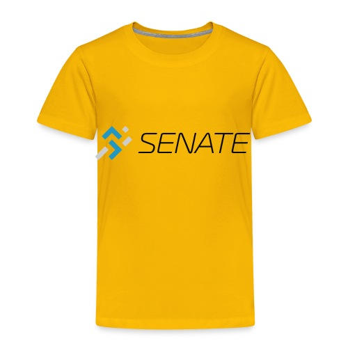 Color-Logo-with-Text - Toddler Premium T-Shirt