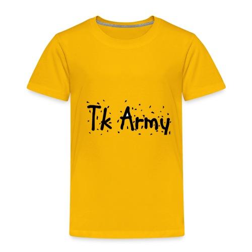 Tk Army - Toddler Premium T-Shirt