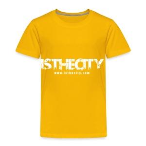 IstheCITY.com White - Toddler Premium T-Shirt