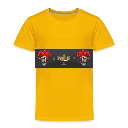 GpsHunter12 - Toddler Premium T-Shirt