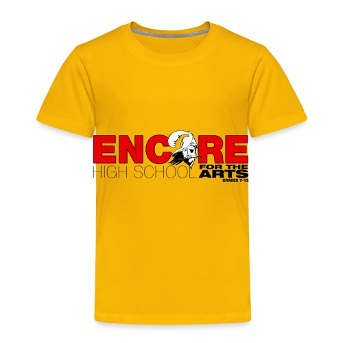 ENCORE_LOGO_FINALTiff - Toddler Premium T-Shirt
