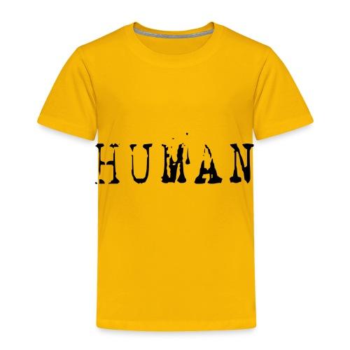 Human - Toddler Premium T-Shirt