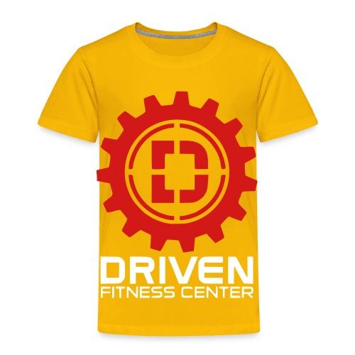 Stacked Logo - Toddler Premium T-Shirt