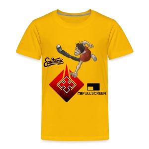 Tshirt By Kantus Salvaje - Toddler Premium T-Shirt