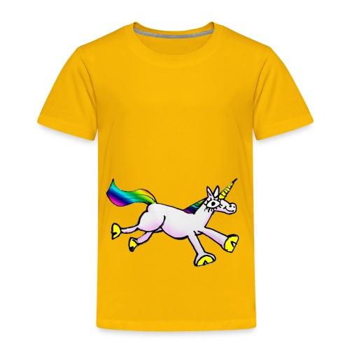 Unicorn Dance Party - Toddler Premium T-Shirt