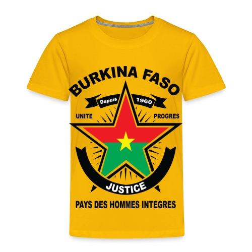 BURKINA_FASO - Toddler Premium T-Shirt