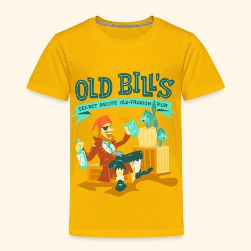Old Bill's - Toddler Premium T-Shirt
