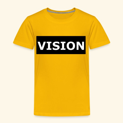 VISION - Toddler Premium T-Shirt