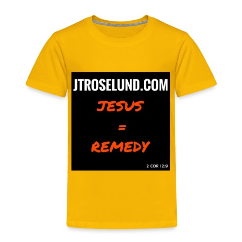 JTRoselund.com Merchandise - Toddler Premium T-Shirt