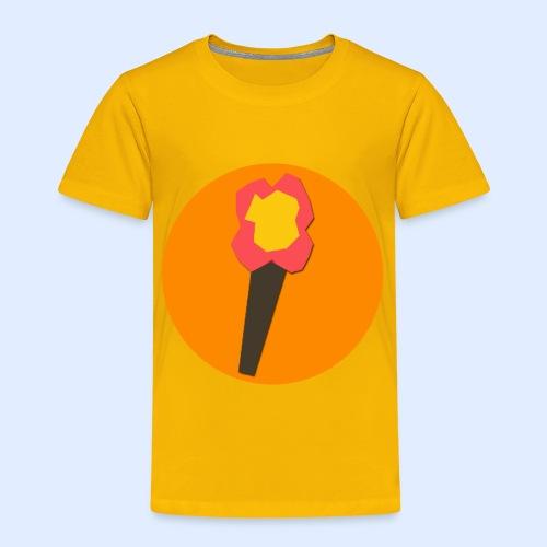 NeoMc Redstone Torch Design - Toddler Premium T-Shirt