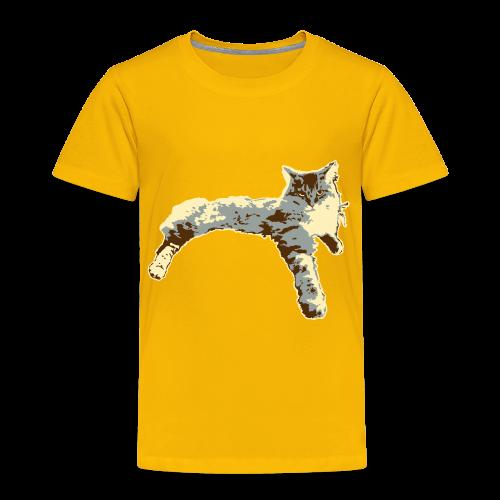 Sassy Cat - Toddler Premium T-Shirt