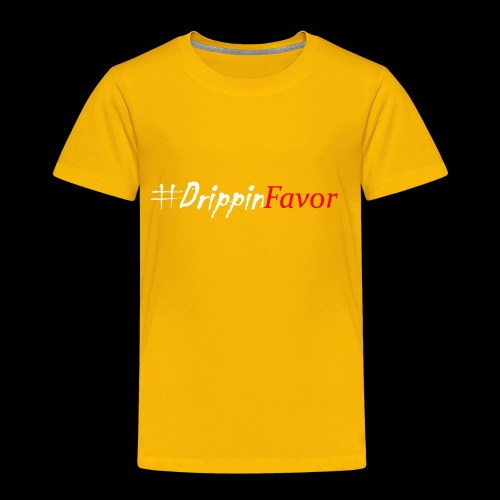 Favor Tee - Toddler Premium T-Shirt