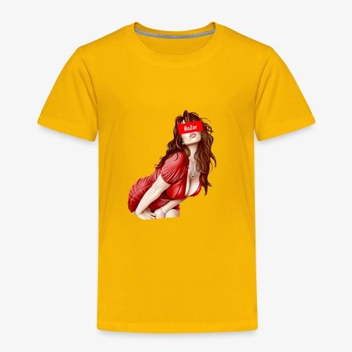 Easter Special- RaZor Brand Name Shirts - Toddler Premium T-Shirt