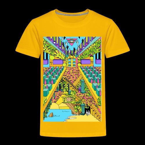 DMT Trip - Toddler Premium T-Shirt