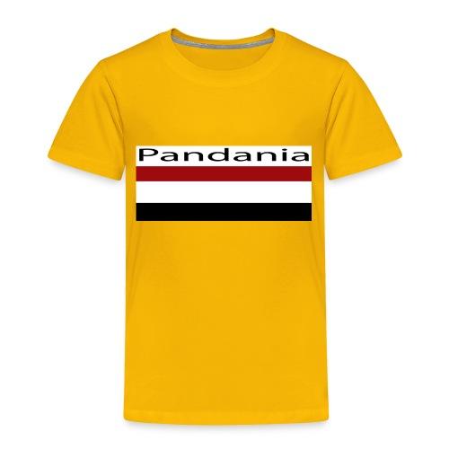 PandanianMilitary - Toddler Premium T-Shirt
