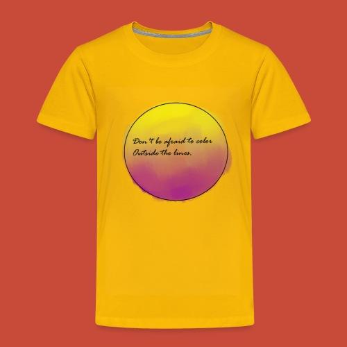 Color - Toddler Premium T-Shirt