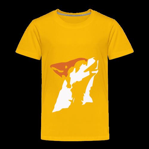 STARFOX Minimalist Logo - Toddler Premium T-Shirt