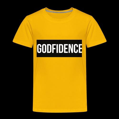 Godfidence - Toddler Premium T-Shirt