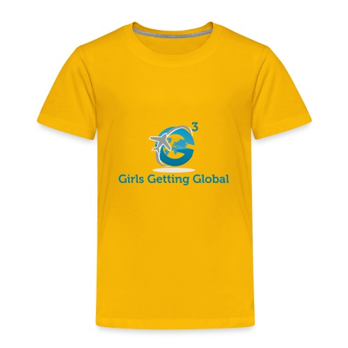 The Official Girls Getting Global Apparel - Toddler Premium T-Shirt