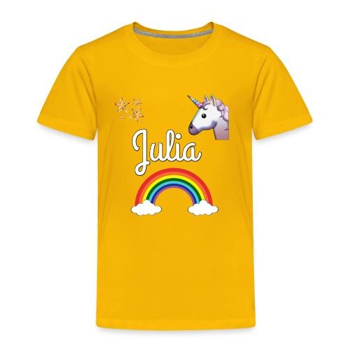 Julia - Toddler Premium T-Shirt