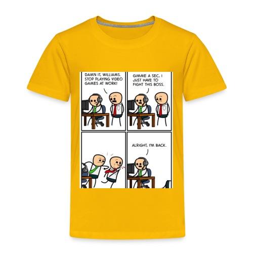 Test - Toddler Premium T-Shirt